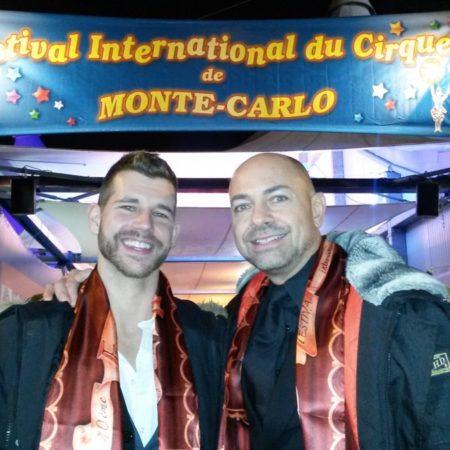 Circus-Picard Chef Alexander Schneller