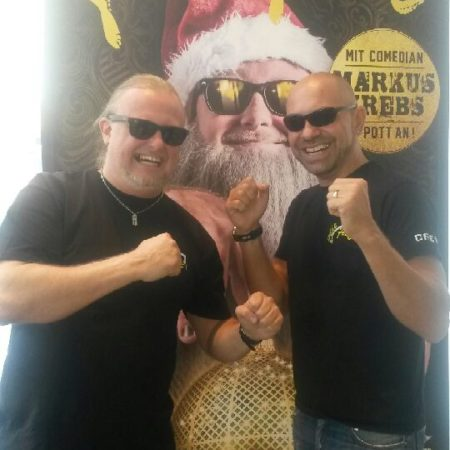 Comedian Markus Krebs