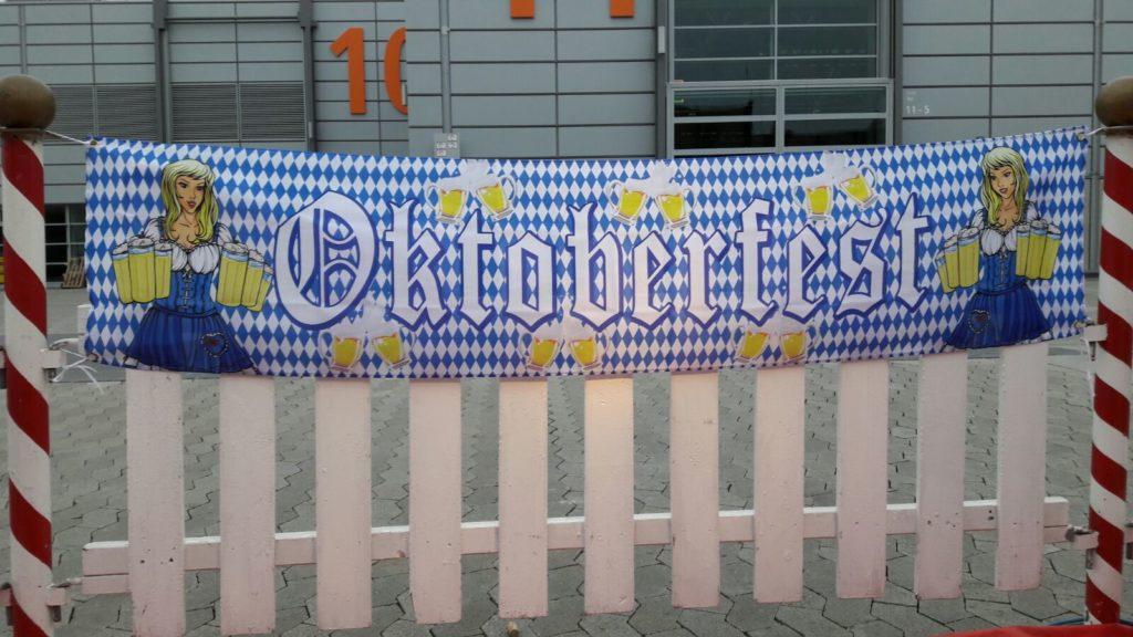 Dekoration-Oktoberfest