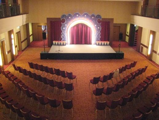 circus_dekoration_hotelsaal